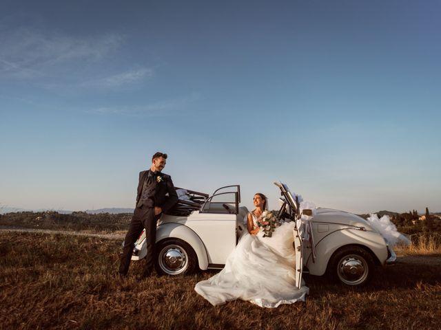 Il matrimonio di Giada e Andrea a Pisa, Pisa 45
