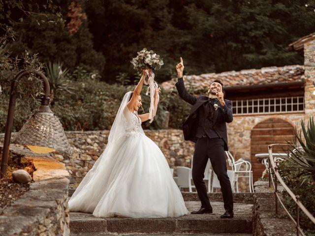 Il matrimonio di Giada e Andrea a Pisa, Pisa 46