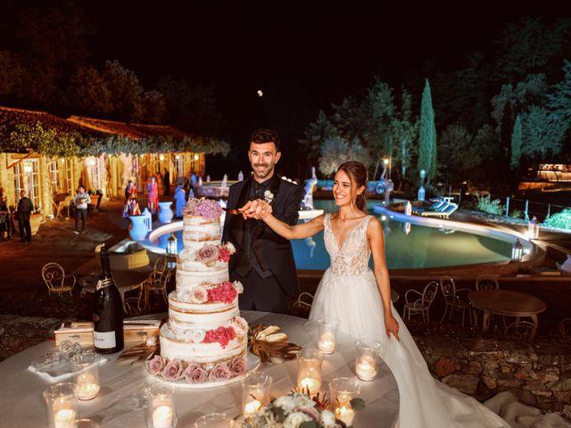 Il matrimonio di Giada e Andrea a Pisa, Pisa 55