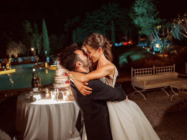 Il matrimonio di Giada e Andrea a Pisa, Pisa 60