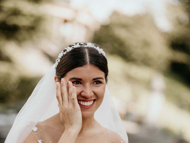 Il matrimonio di Niccolò e Nicole a Lenna, Bergamo 7