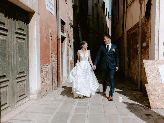 Il matrimonio di Ryan e Alicia a Venezia, Venezia 12