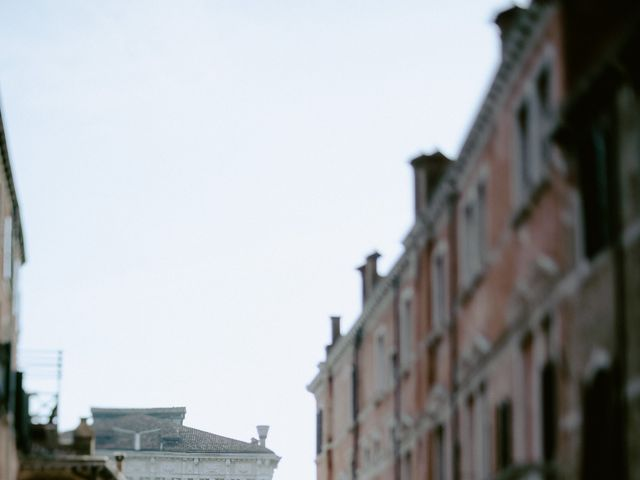 Il matrimonio di Ryan e Alicia a Venezia, Venezia 14