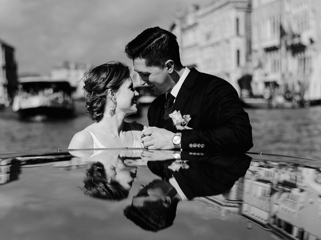 Il matrimonio di Ryan e Alicia a Venezia, Venezia 16