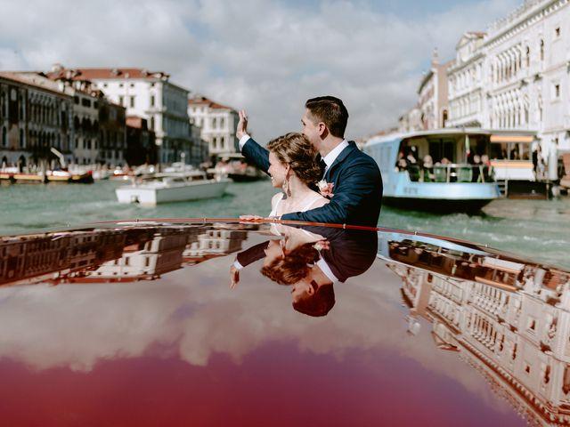 Il matrimonio di Ryan e Alicia a Venezia, Venezia 17