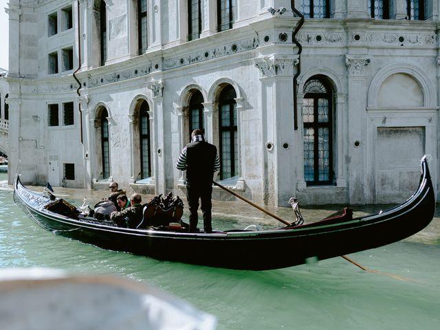 Il matrimonio di Ryan e Alicia a Venezia, Venezia 18
