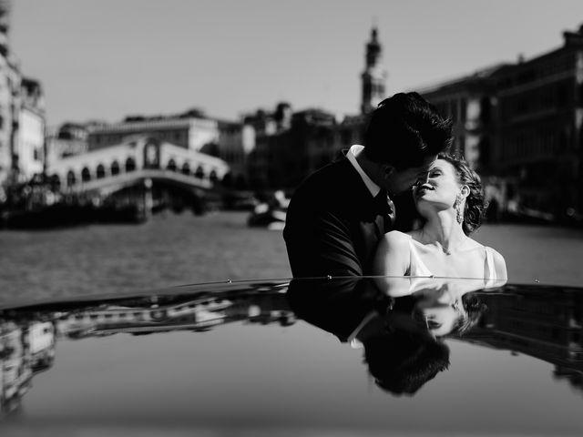 Il matrimonio di Ryan e Alicia a Venezia, Venezia 20
