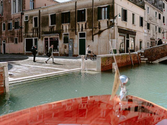 Il matrimonio di Ryan e Alicia a Venezia, Venezia 21