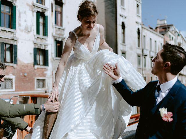 Il matrimonio di Ryan e Alicia a Venezia, Venezia 22