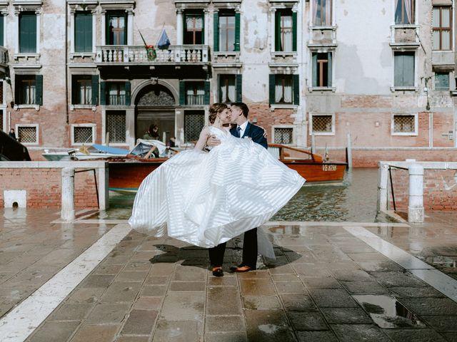 Il matrimonio di Ryan e Alicia a Venezia, Venezia 23