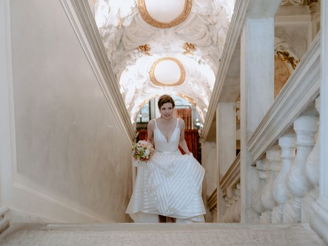 Il matrimonio di Ryan e Alicia a Venezia, Venezia 32