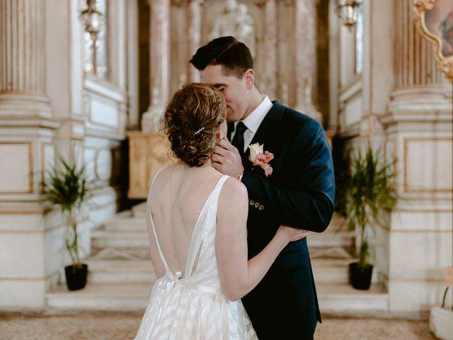 Il matrimonio di Ryan e Alicia a Venezia, Venezia 38