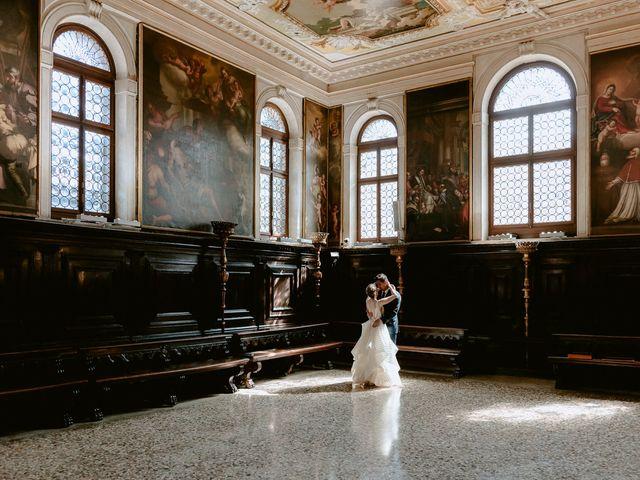 Il matrimonio di Ryan e Alicia a Venezia, Venezia 47