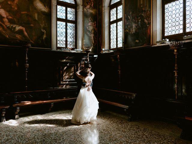 Il matrimonio di Ryan e Alicia a Venezia, Venezia 48