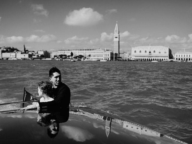 Il matrimonio di Ryan e Alicia a Venezia, Venezia 59