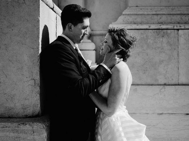 Il matrimonio di Ryan e Alicia a Venezia, Venezia 65