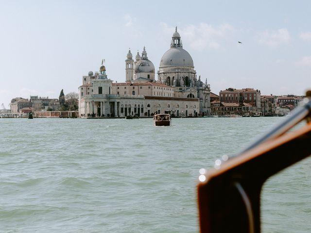 Il matrimonio di Ryan e Alicia a Venezia, Venezia 73