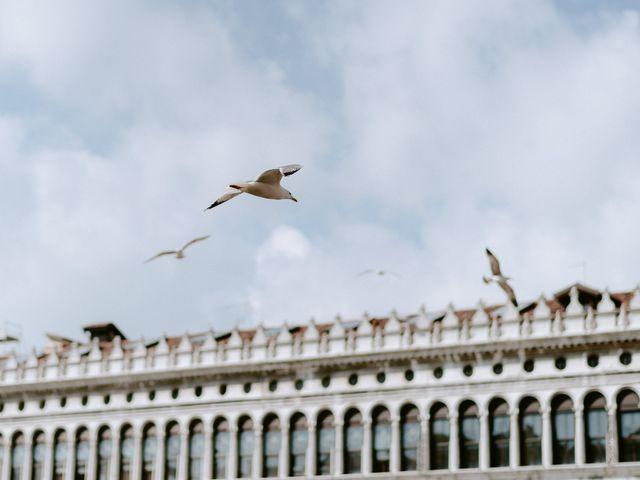 Il matrimonio di Ryan e Alicia a Venezia, Venezia 79