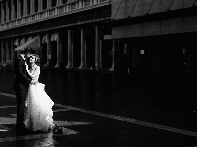 Il matrimonio di Ryan e Alicia a Venezia, Venezia 83