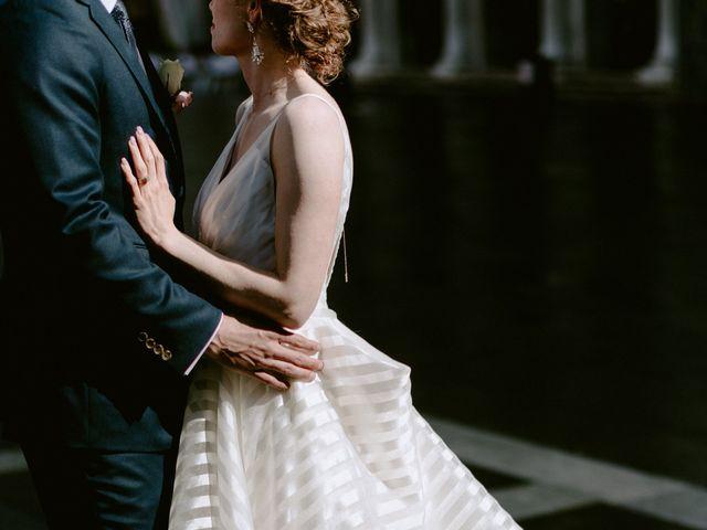 Il matrimonio di Ryan e Alicia a Venezia, Venezia 85