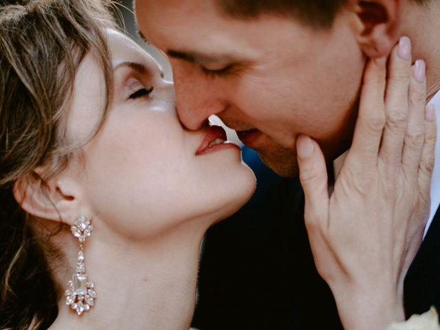 Il matrimonio di Ryan e Alicia a Venezia, Venezia 88