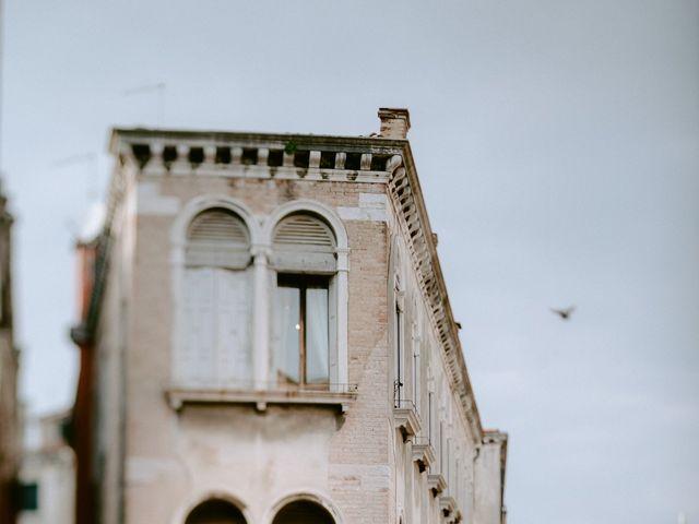 Il matrimonio di Ryan e Alicia a Venezia, Venezia 103