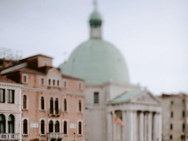 Il matrimonio di Ryan e Alicia a Venezia, Venezia 105