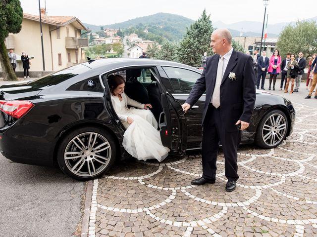 Il matrimonio di Simone e Monica a Scanzorosciate, Bergamo 5