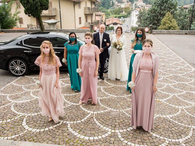 Il matrimonio di Simone e Monica a Scanzorosciate, Bergamo 6