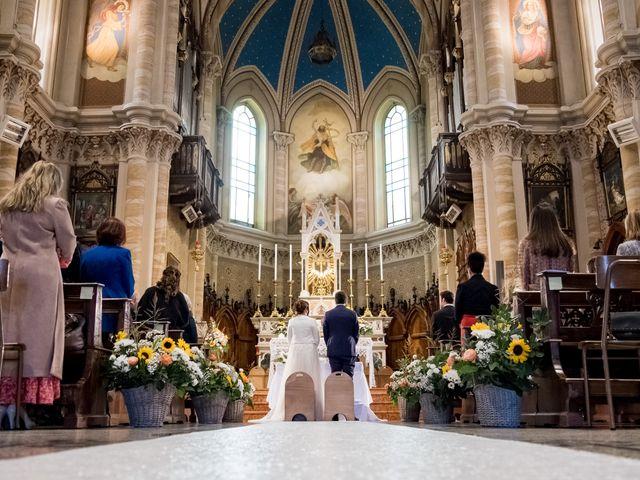 Il matrimonio di Simone e Monica a Scanzorosciate, Bergamo 1