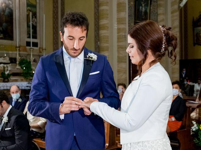 Il matrimonio di Simone e Monica a Scanzorosciate, Bergamo 9