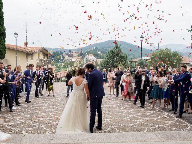 Il matrimonio di Simone e Monica a Scanzorosciate, Bergamo 10