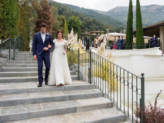 Il matrimonio di Simone e Monica a Scanzorosciate, Bergamo 13