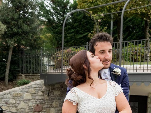 Il matrimonio di Simone e Monica a Scanzorosciate, Bergamo 14
