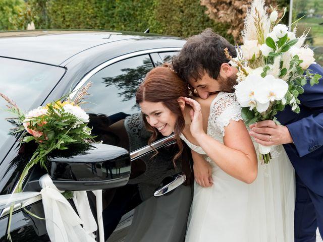 Il matrimonio di Simone e Monica a Scanzorosciate, Bergamo 15