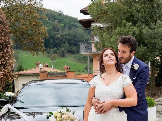 Il matrimonio di Simone e Monica a Scanzorosciate, Bergamo 16