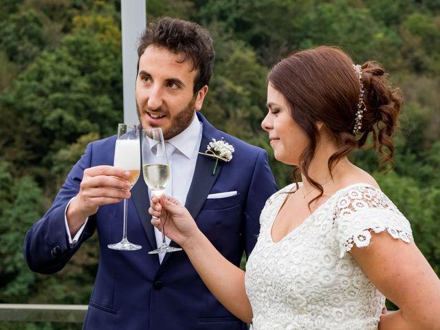 Il matrimonio di Simone e Monica a Scanzorosciate, Bergamo 17