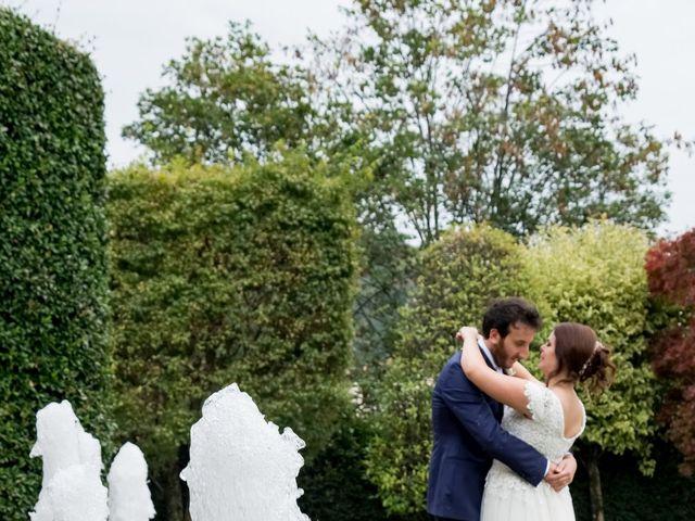 Il matrimonio di Simone e Monica a Scanzorosciate, Bergamo 18