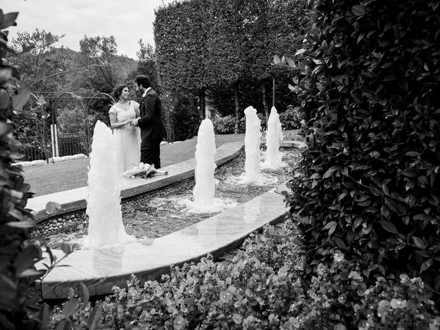 Il matrimonio di Simone e Monica a Scanzorosciate, Bergamo 20