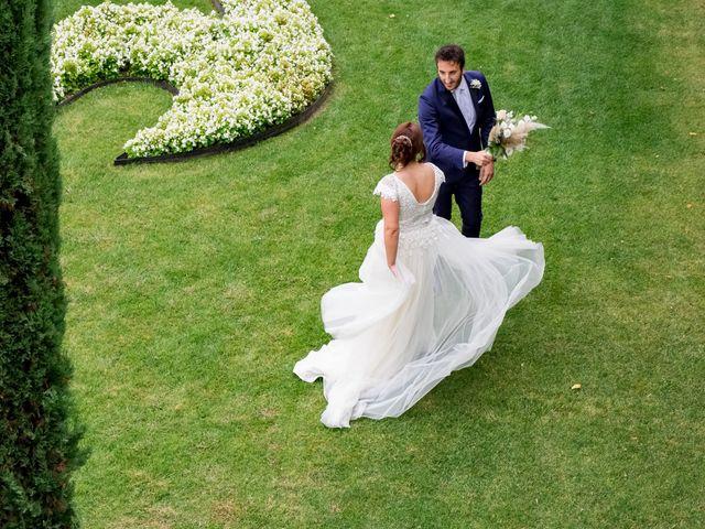 Il matrimonio di Simone e Monica a Scanzorosciate, Bergamo 21