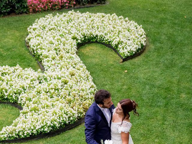 Il matrimonio di Simone e Monica a Scanzorosciate, Bergamo 22
