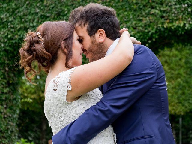 Il matrimonio di Simone e Monica a Scanzorosciate, Bergamo 23