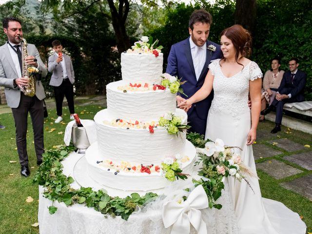 Il matrimonio di Simone e Monica a Scanzorosciate, Bergamo 24