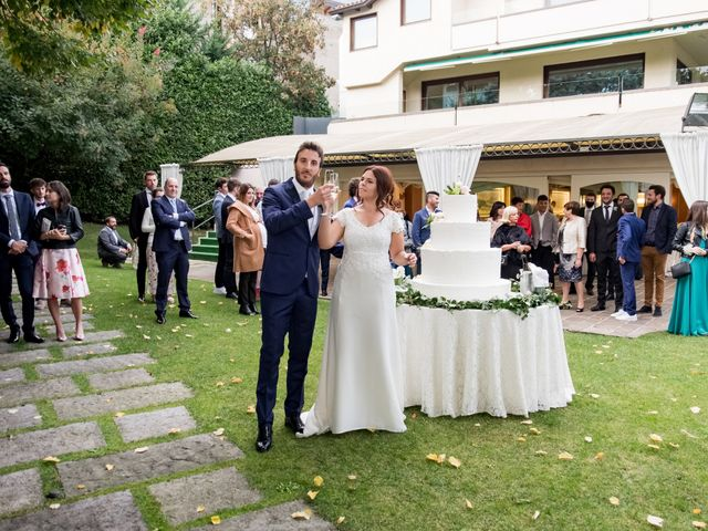 Il matrimonio di Simone e Monica a Scanzorosciate, Bergamo 25