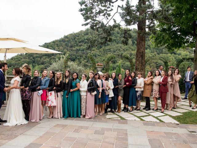 Il matrimonio di Simone e Monica a Scanzorosciate, Bergamo 26