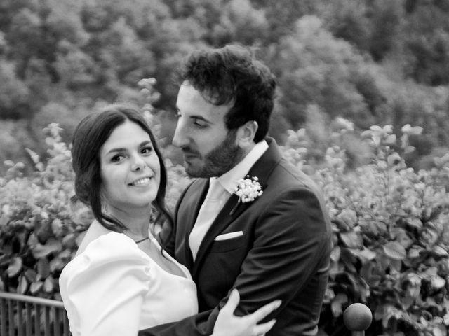 Il matrimonio di Simone e Monica a Scanzorosciate, Bergamo 28