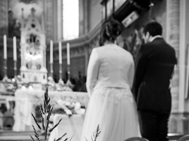 Il matrimonio di Simone e Monica a Scanzorosciate, Bergamo 8
