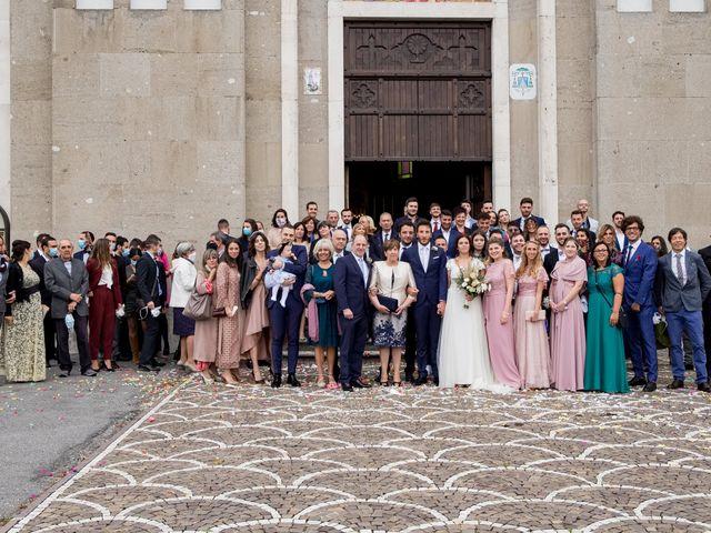 Il matrimonio di Simone e Monica a Scanzorosciate, Bergamo 12