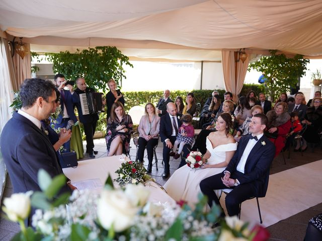 Il matrimonio di Roberta e Beniamino a Napoli, Napoli 18
