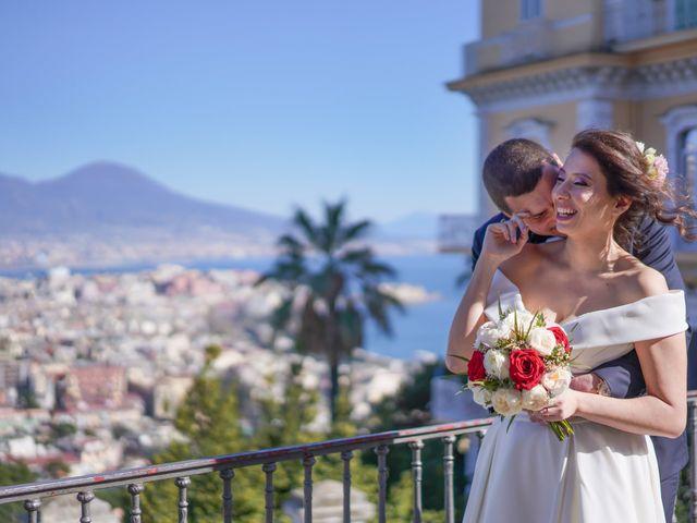 Il matrimonio di Roberta e Beniamino a Napoli, Napoli 31